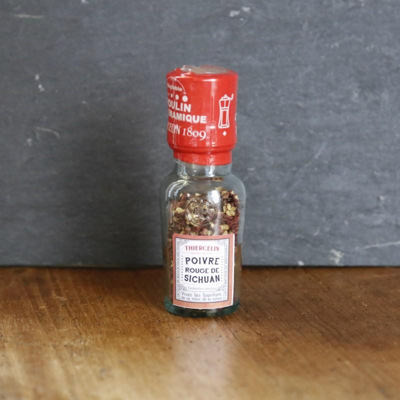 poivre de Sichuan Rouge